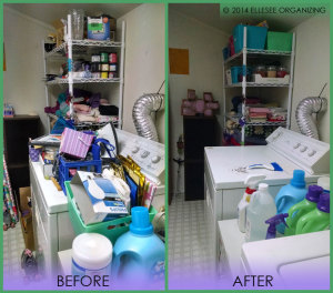 Laundry Room Before & After 3