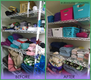Laundry Room Before & After 5