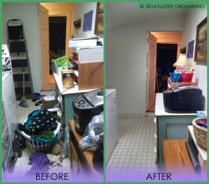 Laundry Room Before & After 8