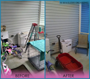 Patio and Storage Closet Before & After 3